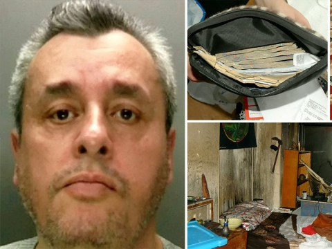 Fugitive boss of Britain's 'biggest modern-day slave ring' is captured