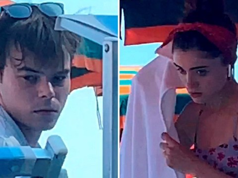 Stranger Things stars Natalia Dyer and Charlie Heaton enjoy romantic getaway after season 3 success