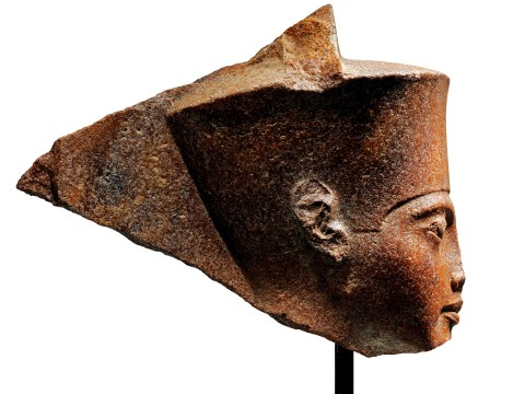 Egypt demands auction of 3,000-year-old Tutankhamun bust be stopped