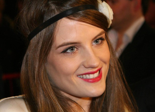 Actress Danika McGuigan who has died aged 33