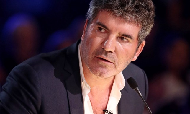 Editorial use only. No book publishing Mandatory Credit: Photo by Dymond/Thames/Syco/REX (9697459hy) Simon Cowell 'Britain's Got Talent' TV show, Series 12, Episode 11, London, UK - 31 May 2018