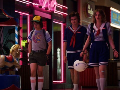 Where is Stranger Things season 3 set and where was it filmed?