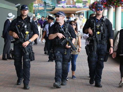 Wimbledon Championship sees highest number of arrests in past five years