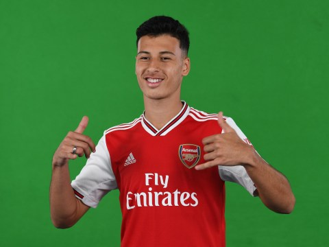 Arsenal complete first summer signing as Gabriel Martinelli joins from Ituano
