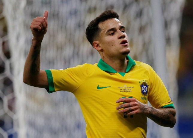 Philippe Coutinho has repeatedly been linked with a return to the Premier League