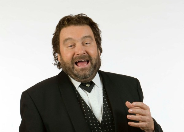Television Programme: Brendan Grace: The interview with Brendan Grace.