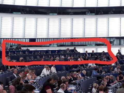 Brexit Party MEPs 'already failing to turn up for European Parliament'