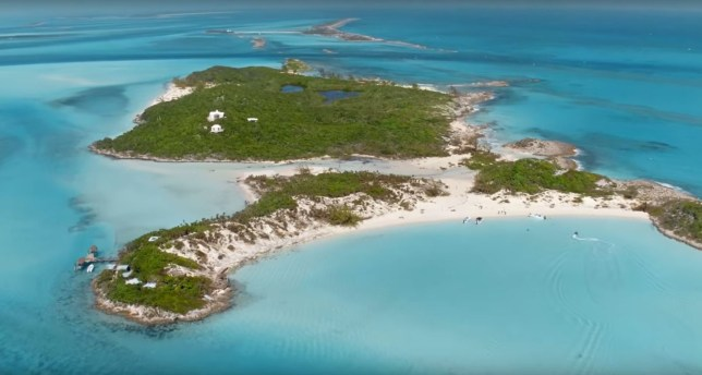 METRO GRAB - The Fyre Fest island is for sale From @Fyre Festival/Youtube