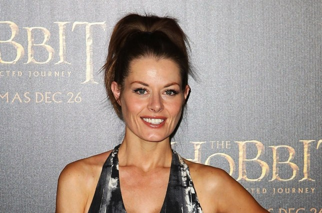 Madeleine West who plays dee bliss on neighbours