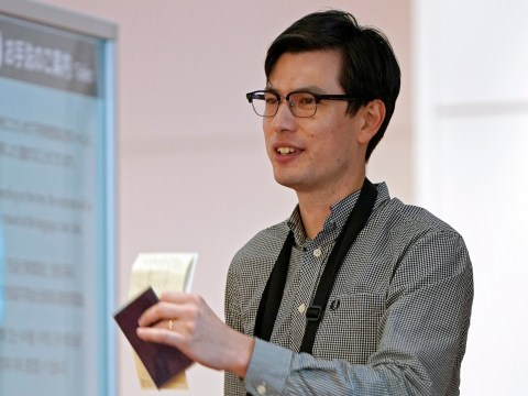 Australian student Alek Sigley was arrested in North Korea over spying charges, state media says