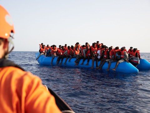 UK policies are contributing to the deaths of refugees in the Mediterranean