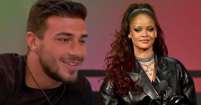 Is Tommy Fury quoting Rihanna to woo Molly Mae?