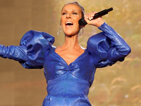 Celine Dion announces UK arena tour and our hearts definitely will go on