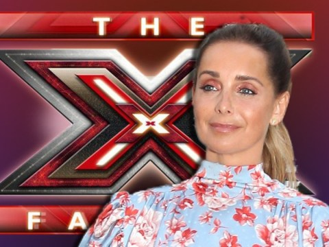 Louise Redknapp wants to be an X Factor judge and we hope Simon Cowell is listening