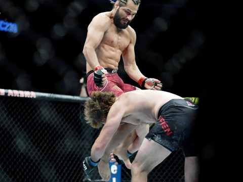 Jorge Masvidal refuses to apologise for showboating after five-second KO of Ben Askren