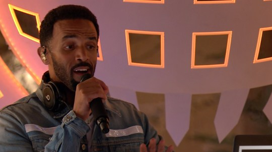 From ITV Studios Love Island: SR5: Ep30 on ITV2 Pictured: Craig David arrives at the villa to DJ at the Islander's party. This photograph is (C) ITV Plc and can only be reproduced for editorial purposes directly in connection with the programme or event mentioned above, or ITV plc. Once made available by ITV plc Picture Desk, this photograph can be reproduced once only up until the transmission [TX] date and no reproduction fee will be charged. Any subsequent usage may incur a fee. This photograph must not be manipulated [excluding basic cropping] in a manner which alters the visual appearance of the person photographed deemed detrimental or inappropriate by ITV plc Picture Desk. This photograph must not be syndicated to any other company, publication or website, or permanently archived, without the express written permission of ITV Picture Desk. Full Terms and conditions are available on the website www.itv.com/presscentre/itvpictures/terms For further information please contact: james.hilder@itv.com / 0207 157 3052