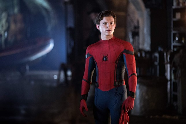 Still from Spider-Man: Far From Home