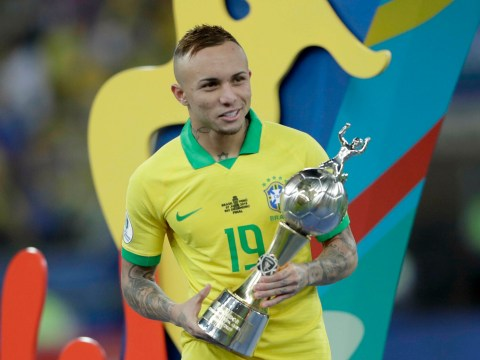 Arsenal 'send club medic to check out Everton Soares' as £36m deal edges closer