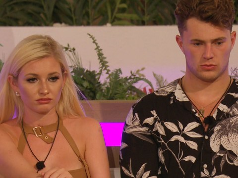 Love Island's Amy Hart 'doesn't want to take Curtis Pritchard back' after savage split