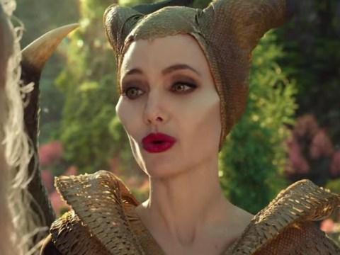 Angelina Jolie is ultimate vengeful queen in Maleficent: Mistress Of Evil trailer