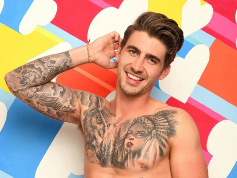 Love Island's Chris Taylor shows off top-notch helium singing skills and now we want to marry him