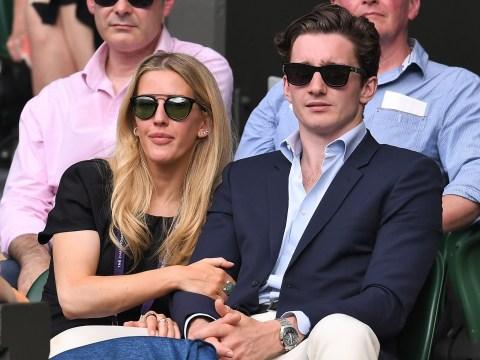 Who is Ellie Goulding's fiance Caspar Jopling as the singer prepares for her wedding?