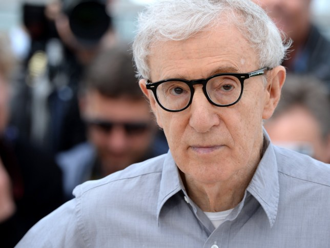 Woody Allen thinks he'll 'die on set' as he has no plans to give up directing at age 83