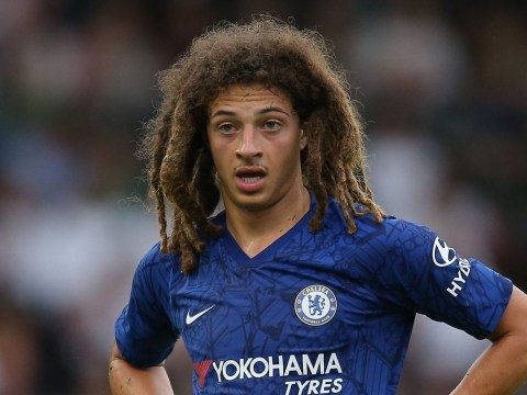 Frank Lampard confirms Chelsea starlet Ethan Ampadu will leave on loan