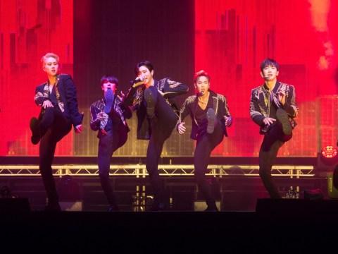 Monsta X smash London performance ahead of historic Good Morning Britain appearance