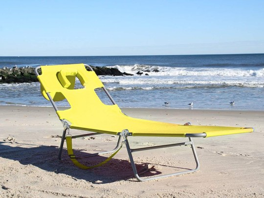 Reading Lounge Chair from Amazon