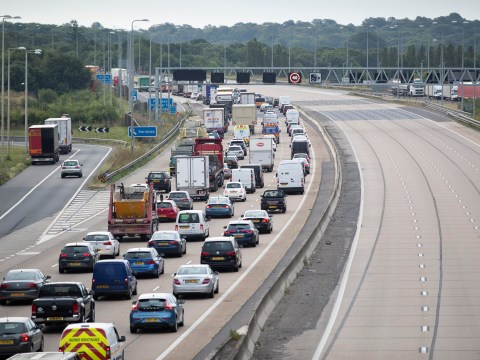 Frustrated drivers share horror stories from 31 mile queue on M25
