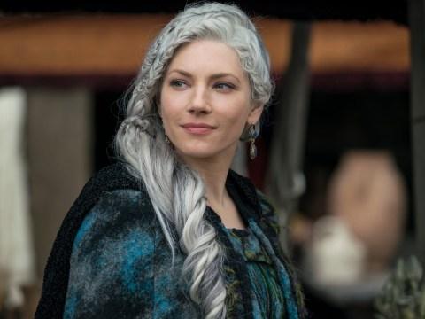 Vikings finale: Katheryn Winnick teases one last battle scene as Lagertha becomes a 'granny'