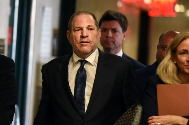 Harvey Weinstein's sexual assault trial to last at least two months
