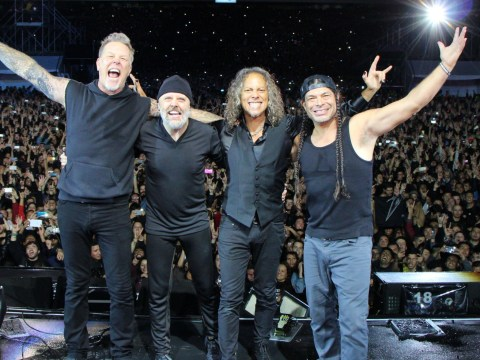 Metallica reuiniting with San Francisco Symphony in show we've all been waiting for