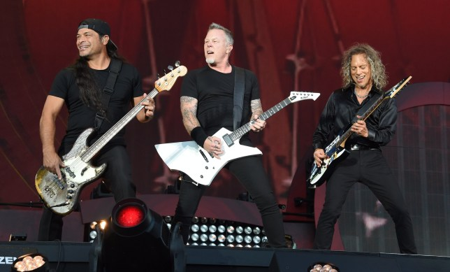 Metallica postpone Australia tour as James Hetfield enters rehab