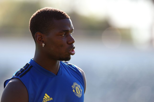 Juventus ready to offer Manchester United three players as part of Paul Pogba deal