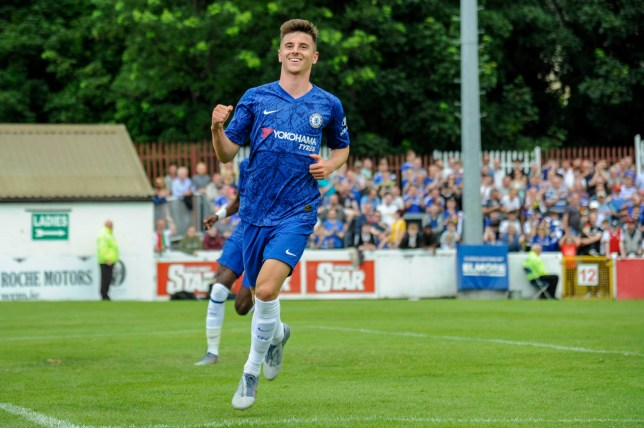 Mason Mount has signed a new five-year deal with Chelsea