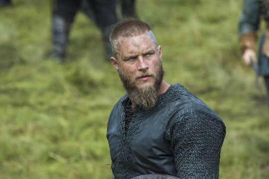Picture: History Vikings fans convinced Ragnar will return as they spot 'Easter egg' in show poster