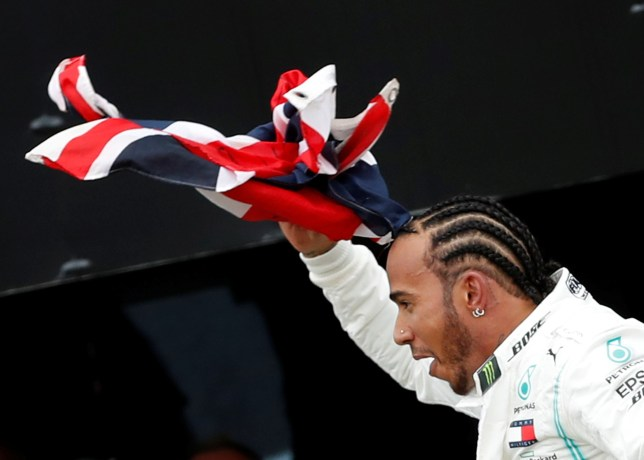 Lewis Hamilton is well on course win another Formula One world title