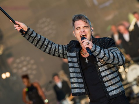 Robbie Williams proves he's still an untouchable entertainer with triumphant BST Hyde Park show