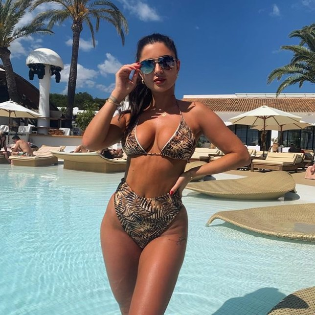 India Reynolds from Love Island 2019
