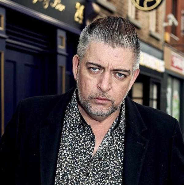 """Undated handout photo issued by RTE of Fair City actor Karl Shiels has died at the age of 47. PRESS ASSOCIATION Photo. Issue date: Monday July 15, 2019. The Dubliner's agent Lisa Richards confirmed his death in a statement, and paid tribute to the """"uniquely talented"""" actor, who played wheeler dealer Robbie Quinn in the long-running RTE drama. See PA story DEATH Shiels. Photo credit should read: RTE/PA Wire NOTE TO EDITORS: This handout photo may only be used in for editorial reporting purposes for the contemporaneous illustration of events, things or the people in the image or facts mentioned in the caption. Reuse of the picture may require further permission from the copyright holder."""
