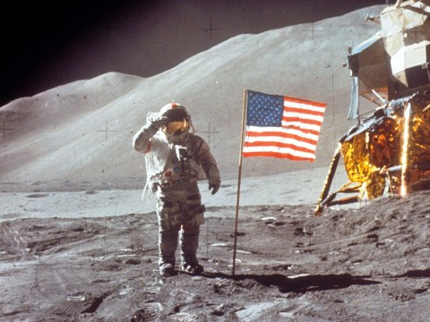 Why Nasa's 'lunar exclusion zone' will forever fuel Apollo moon landing conspiracy theories