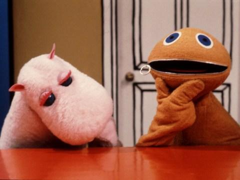 Zippy had secret crush on George behind-the-scenes of Rainbow