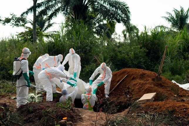 Ebola declared international health emergency as 1,600 die from disease