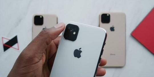 iPhone 11 dummy handsets break cover as Apple gadget rumours