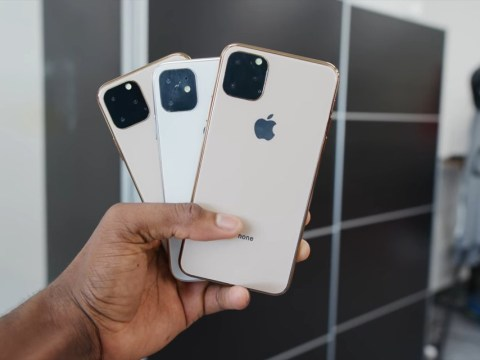 iPhone 11 dummy handsets break cover as Apple gadget rumours explode