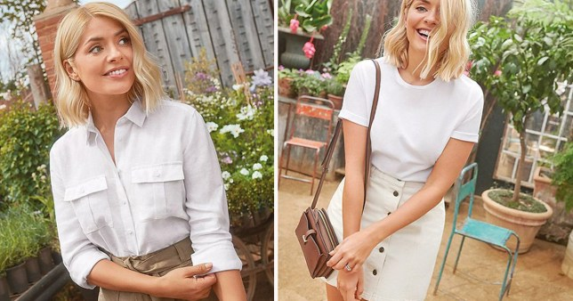 Holly Willoughby M&S collection