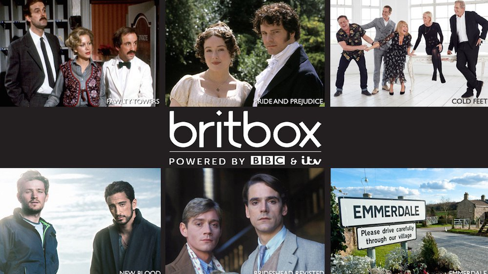 BBC and ITV exhibit pricing for a 'Netflix rival' BritBox streaming use picture: britbox.com METROGRAB