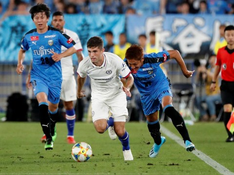 Frank Lampard rates Christian Pulisic's Chelsea debut against Kawasaki Frontale